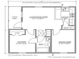 Small House Floor Plan by 162 Best Plans For Backyard Cottage Images On Pinterest Backyard