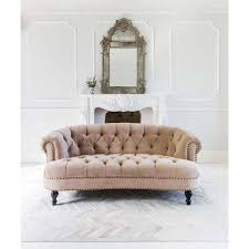 Pink Sofa Bed by Chablis U0026 Roses Pink Velvet Sofa Luxury Sofa