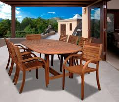 Patio Furniture Set Best Eucalyptus Hardwood Furniture U0026 Patio Sets In 2017 Teak