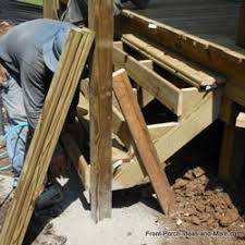 How To Build A Small Shed Step By Step by How To Build A Porch Build A Front Porch Front Porch Addition