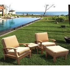 Outdoor Furniture Teak Sale by Stylish Teak Porch Furniture Teak Outdoor Furniture Miami