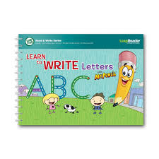 Amazon com  LeapFrog LeapReader Deluxe Writing Workbook  Learn to Write Letters with Mr  Pencil  Toys  amp  Games Amazon com