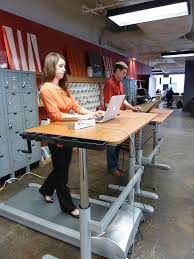 why using a standing desk at work could save your life business