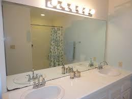 smart and creative diy bathroom mirror frame cool ideas idolza