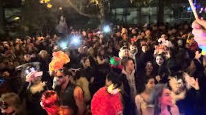 kostume kult halloween parade nyc 2014 youtube