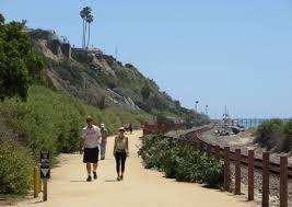 san clemente beach coastal trail california beaches