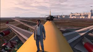 Michael  amp  airplane