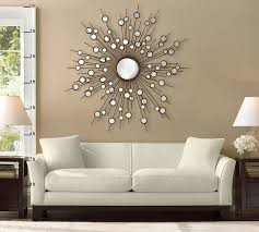 Mirror Wall Decoration Ideas Living Room Home Design Ideas - Living room mirrors decoration