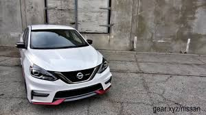 nissan sentra performance parts 2017 nissan sentra nismo first drive a modest performance