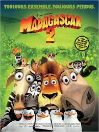 Madagascar 2 dans Films pour enfants