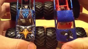 monster jam trucks 2014 wheels the patriot monster jam truck 2014 new look vs 2013