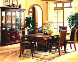 elegant impression of formal dining room tables vwho