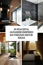 japanese bathroom decor japanese style bathroom design and decor