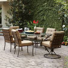 Cast Iron Patio Set Table Chairs Garden Furniture - decorating terrific wrought iron patio furniture lowes for