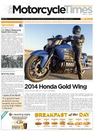 the motorcycle times may 2014 by the motorcycle times issuu