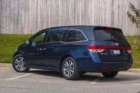 capsule review 2014 honda odyssey touring elite the truth about