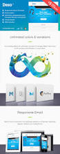 Responsive Email Templates Mailchimp by 20 Responsive Email Newsletter Templates U2014for Your Next Marketing
