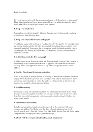 What Should Be On A Resume Cover Letter  how to write a good cover