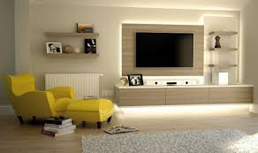 Bespoke TV Cabinets Bookcases And Storage Units For Over - Family room wall units