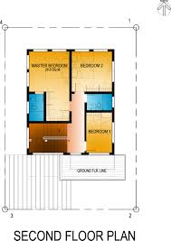 Two Story House Floor Plans Two Storey Residential House Floor Plan Philippines Moncler