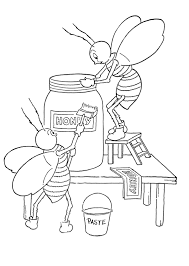 cool honey bee coloring pages related bumble bee coloring pages