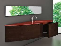 Modern Walnut Bathroom Vanity by Bathroom Elegant Wall Mounted Bathroom Vanity For Bathroom
