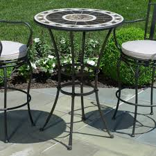 Patio Furniture From Walmart - styles small patio table with umbrella hole kohls tables
