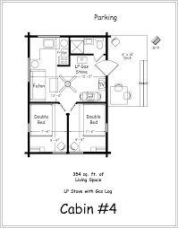 28 cabin floorplans 2 bedroom cabin with loft plan joy