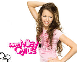 Miley Cyrus - Miley Cyrus in Hannah Montana TV Series Wallpaper 2