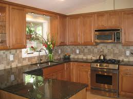 Beautiful Kitchen Cabinets by Kitchen Color Ideas With Maple Cabinets Home Furniture And