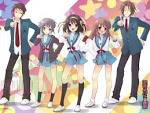 The Melancholy of Haruhi Suzumiya - sammilover9752 Photo (31778755 ...