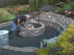 Ideas For Fire Pits In Backyard by Best 25 Backyard Fire Pits Ideas On Pinterest Fire Pits