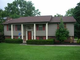 exterior paint schemes gray color with colors for house painting