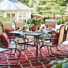 Best Time To Buy Patio Furniture by Patio Furniture For Your Outdoor Space The Home Depot
