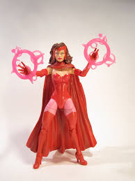 marvel scarlet witch costume scarlet witch the figure in question