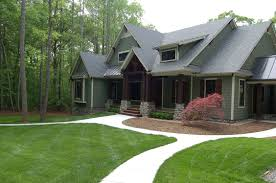 craftsman style house landscape house list disign