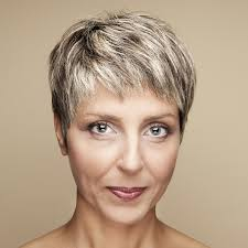 very short hairstyles for women over 50 that u0027ll amp up your style