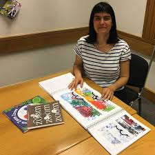 Multimedia PhD Research and Non text Theses Case Studies   Digital     Katherina Manolessou with her two volume thesis and published picture book Zoom Zoom Zoom  Katherina approached he thesis in the same way as developing her