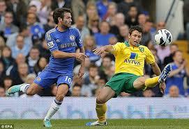 Chelsea Tekuk Norwich 4-1