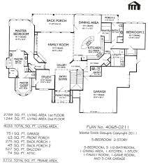 100 2 story 4 bedroom floor plans arcon group inc
