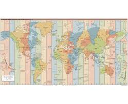 Time Zone Map United States by Timezones Silk Road Hitchhikers Time Zones China Kafei8 Virtual