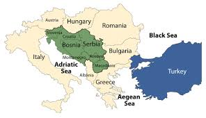 Former Soviet Union Map 2 4 Eastern Europe World Regional Geography People Places And