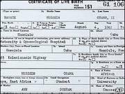 Obama divulga certidão para provar que nasceu nos EUA