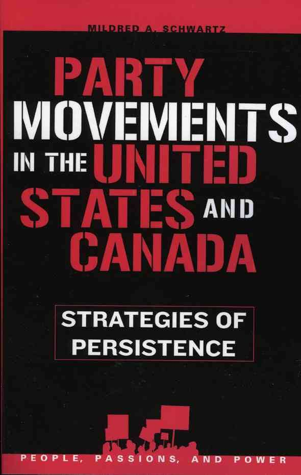 Image result for Party movements in the United States and Canada