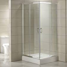 shower and tub glass enclosures and shower pans signature hardware 34