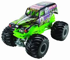 how many monster jam trucks are there amazon com wheels monster jam grave digger die cast vehicle