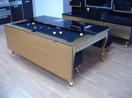 Pool Table In Dining Room by 20 Bizarre Furniture Designs That Are Genius Pool Table Unique