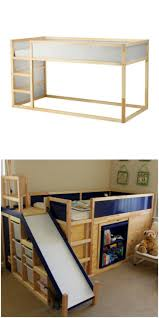 Diy Ikea Bed 159 Best Ikea Hack Kura Bett Images On Pinterest Ikea Kura Bed