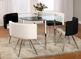 Round Dining Table Sets For 6 Modern Kitchen Table And Chairs Set Finley Home Palazzo 6 Piece