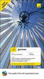 Teach Yourself German  Complete Course  book  CD